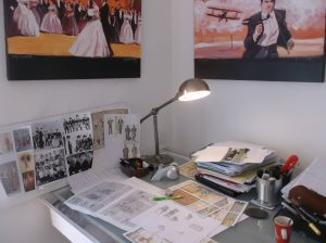Benoit Vieillard - Atelier