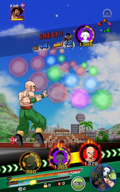 how to play dragon ball z dokkan battle