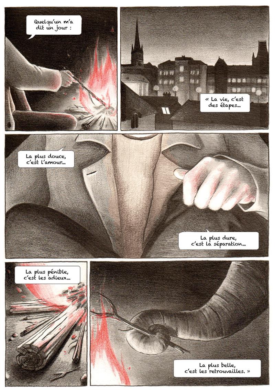 la tristesse de l'éléphant planche 2