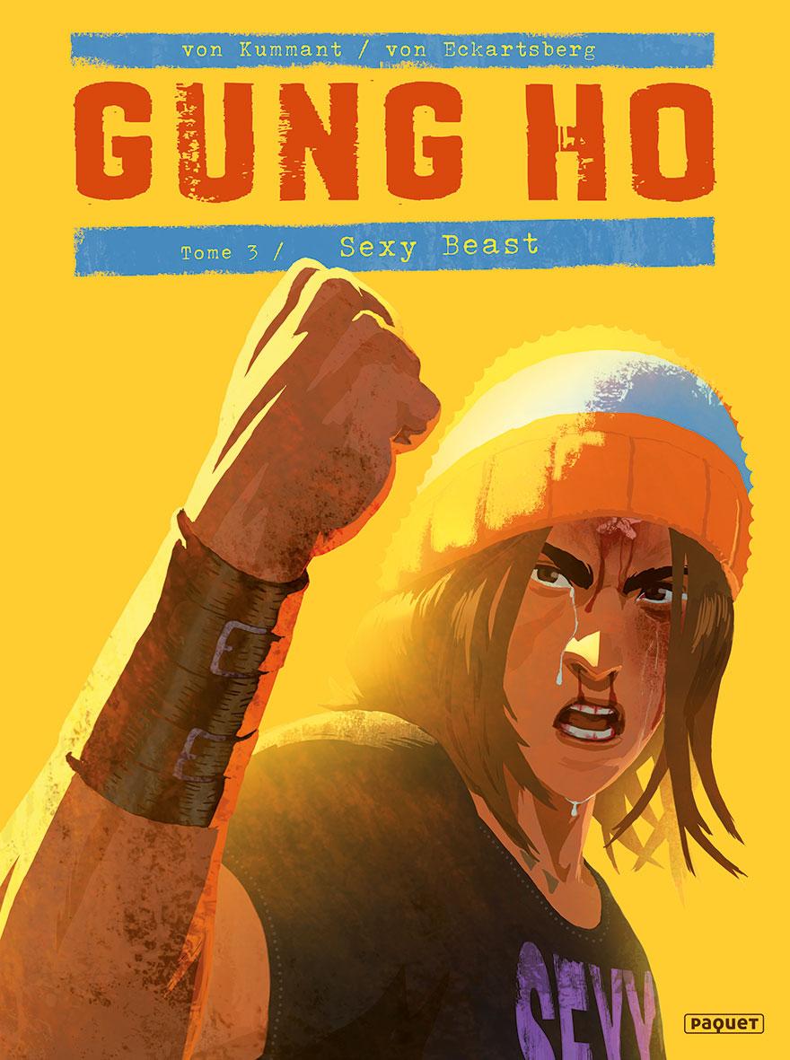gung ho #3