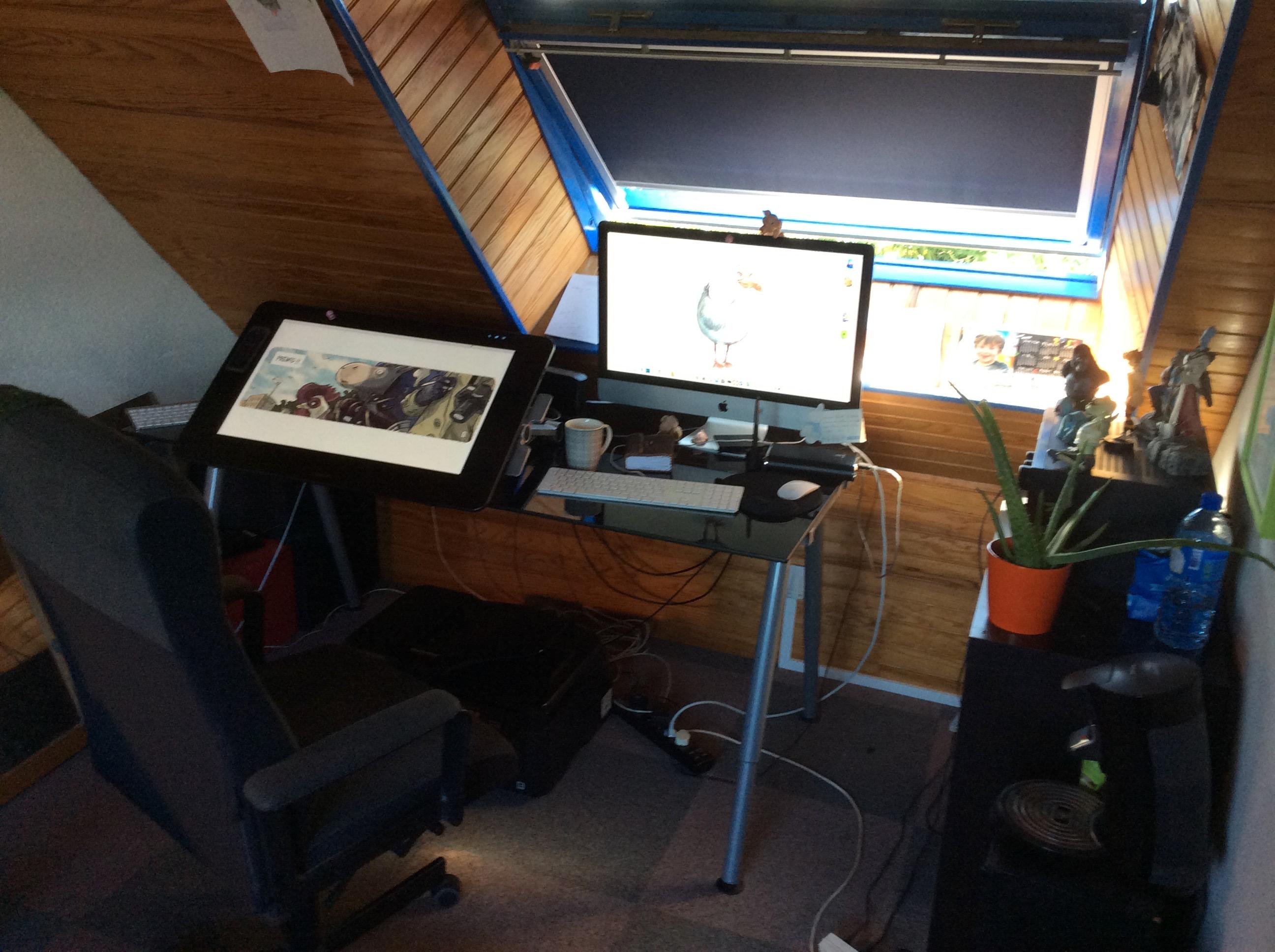 Atelier de Cédrick Le Bihan (3)