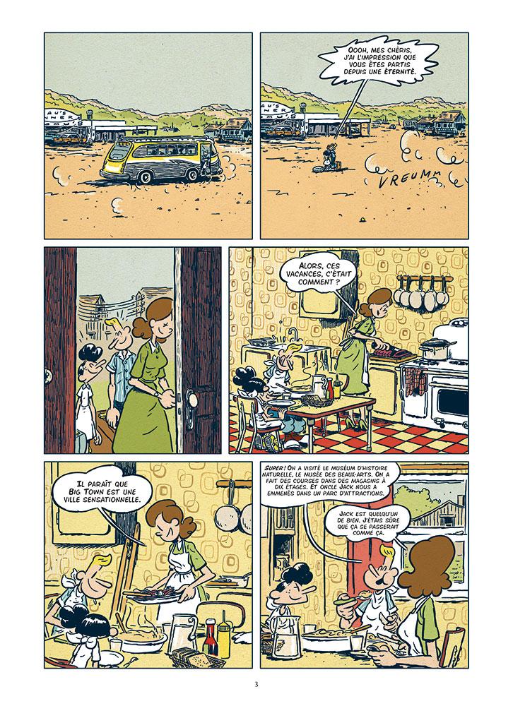 les enfants de midvalley #2 planche 1