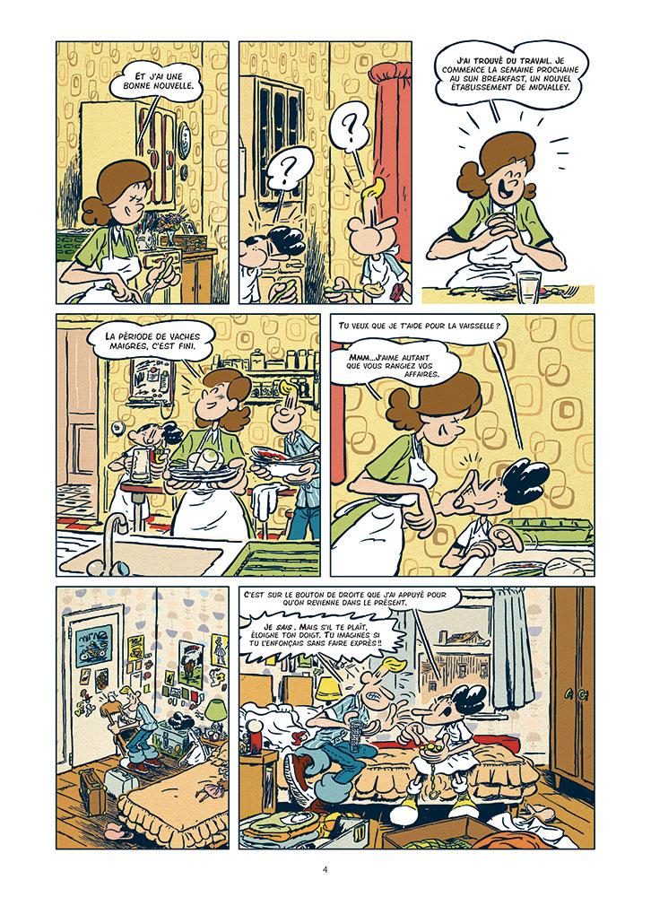 les enfants de midvalley #2 planche 2