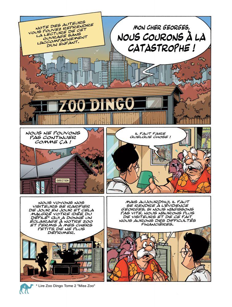 zoo dingo #3 planche 4