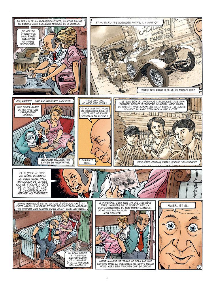 betsy (les aventures de) #2 planche 3