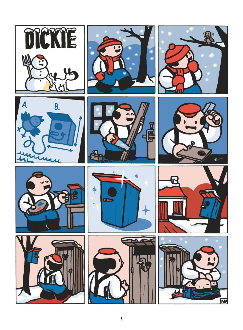 dickie kid #1 planche 1