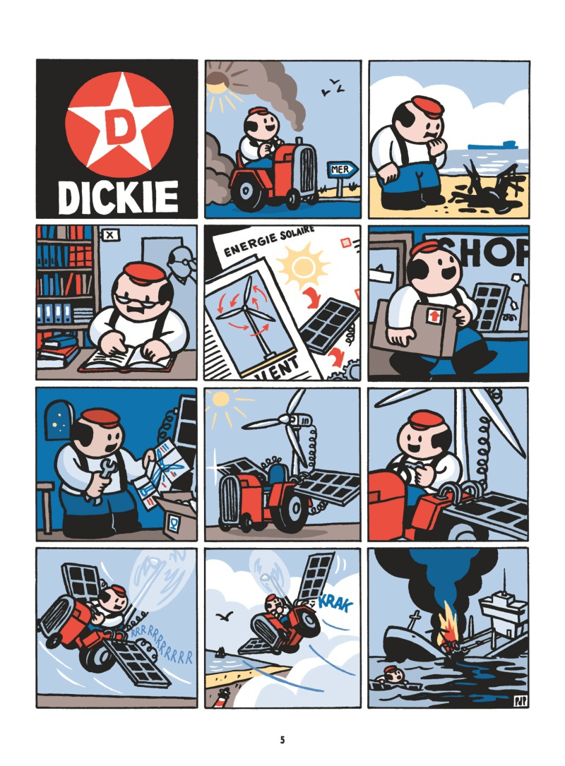 dickie kid #1 planche 3
