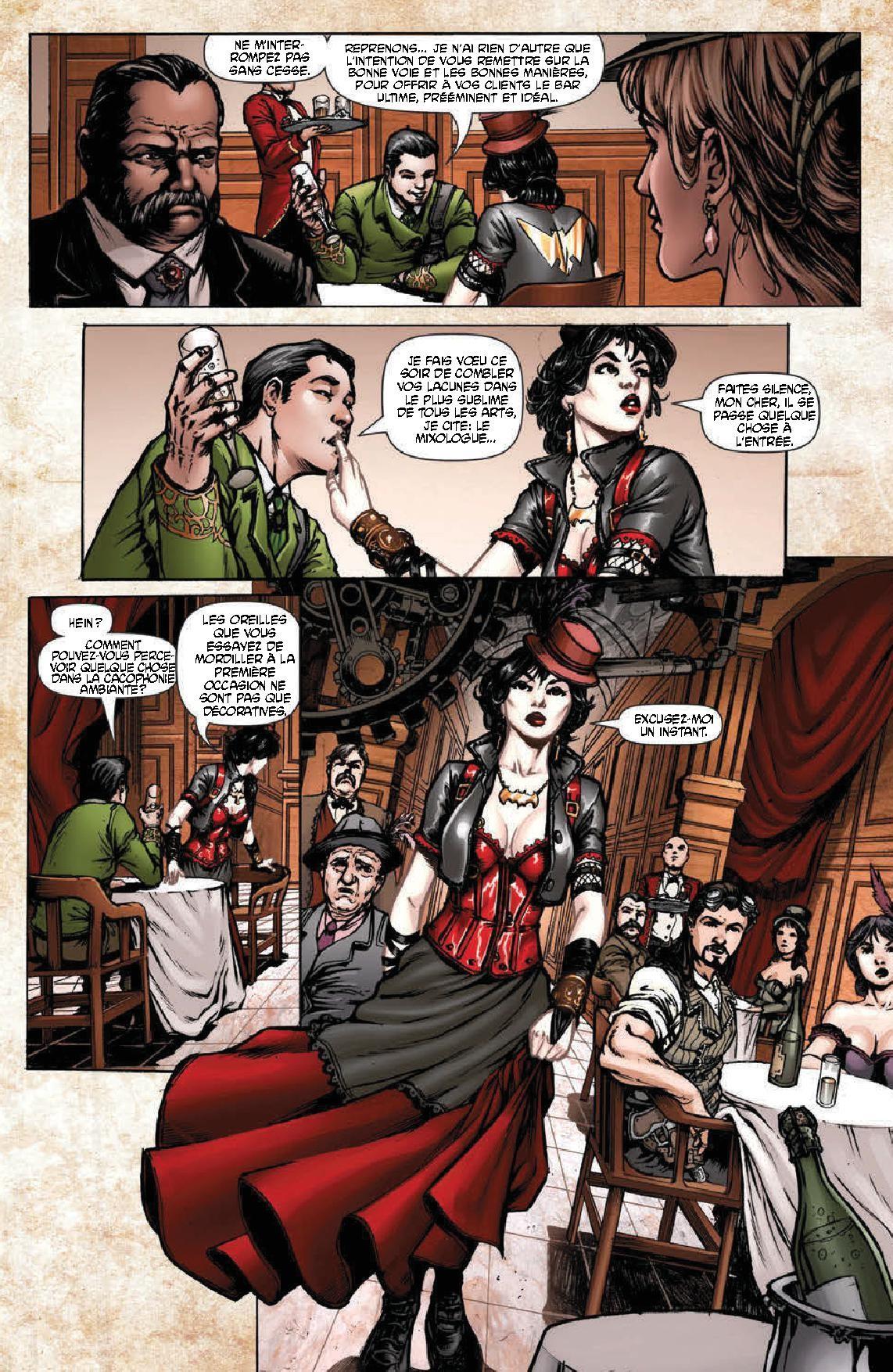 Legenderry - L'aventure steampunk-5