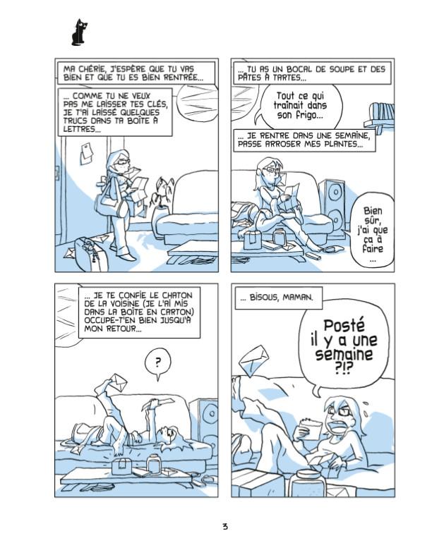 Crapule - planche 1