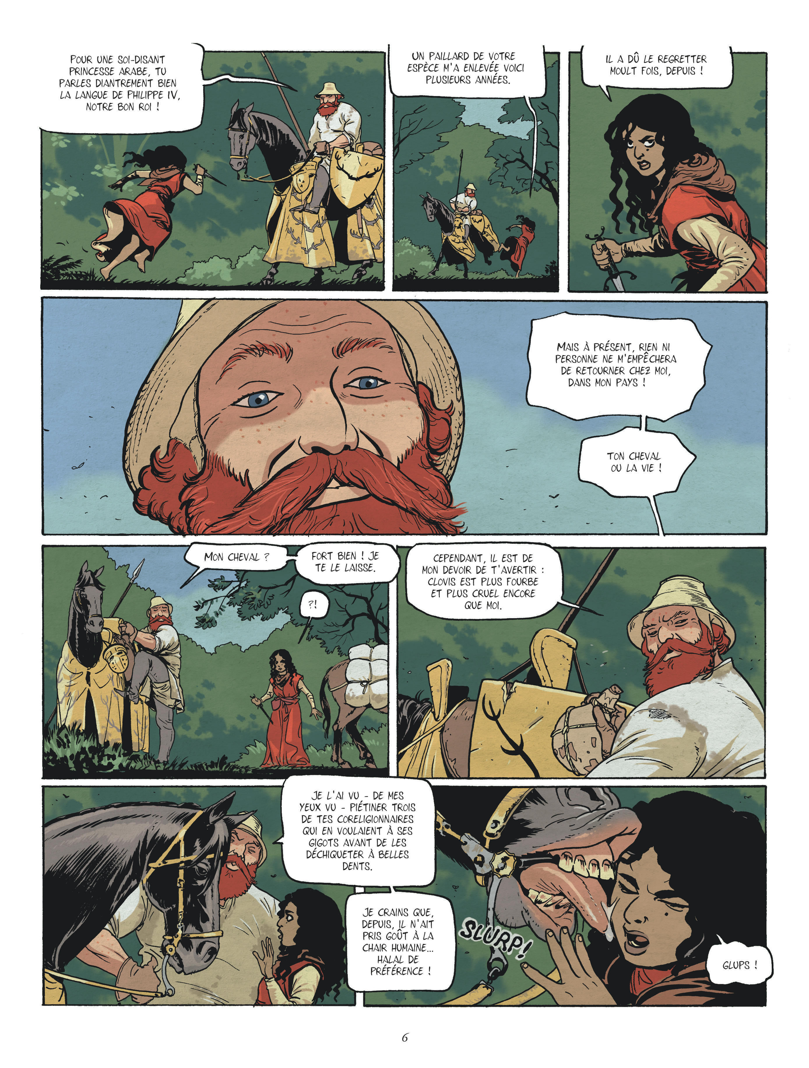 chevalier brayard planche 4