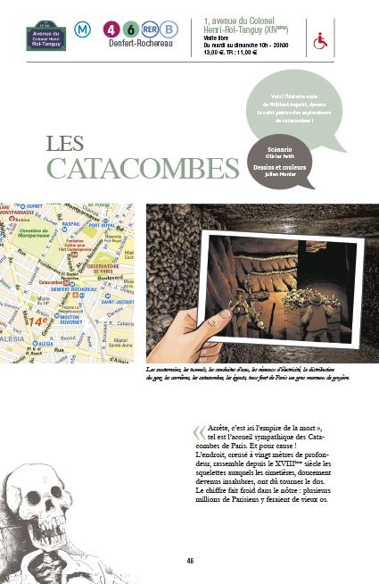 guide de paris planche 1