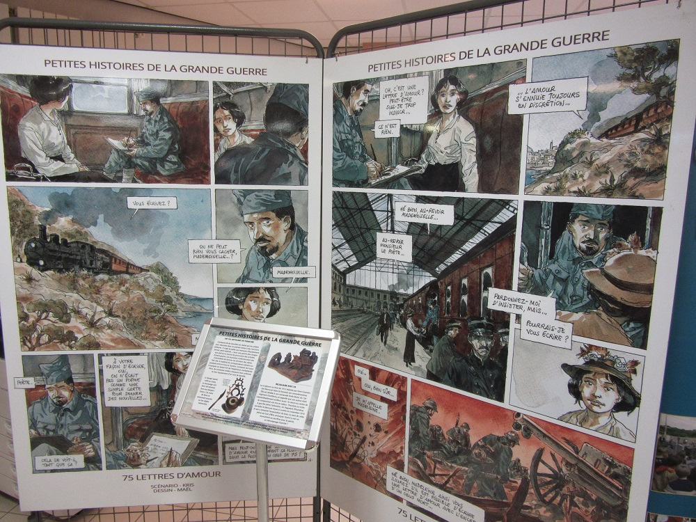 exposition petites histoires de la grande guerre image 3