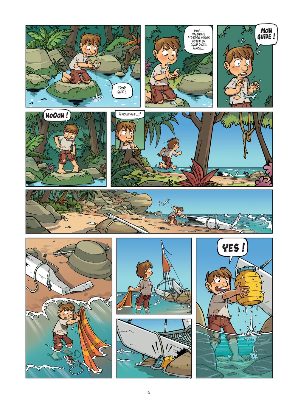 island #1 planche 4