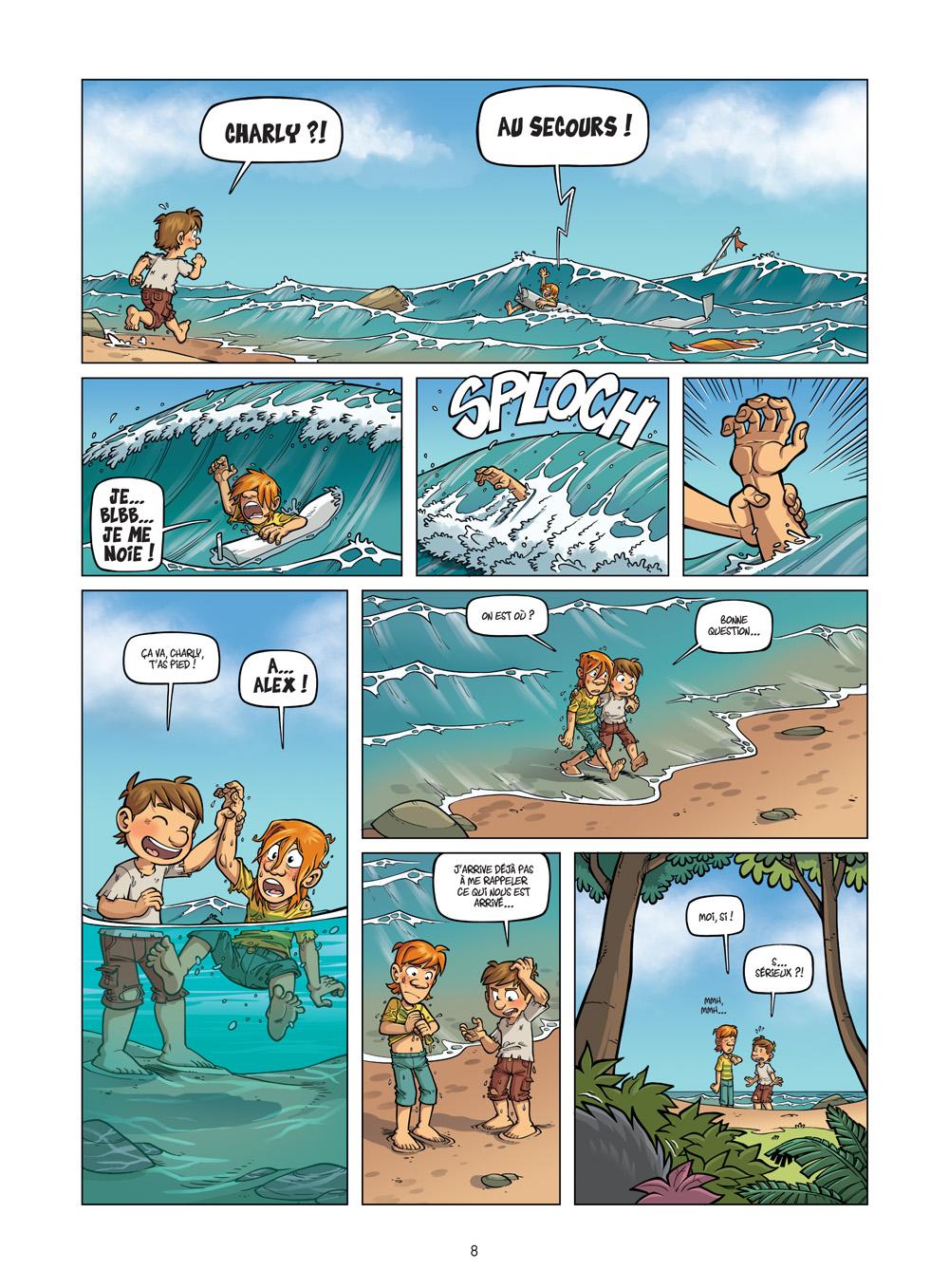island #1 planche 6