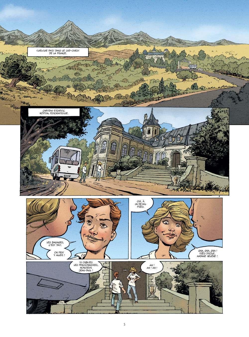 road therapy planche 1