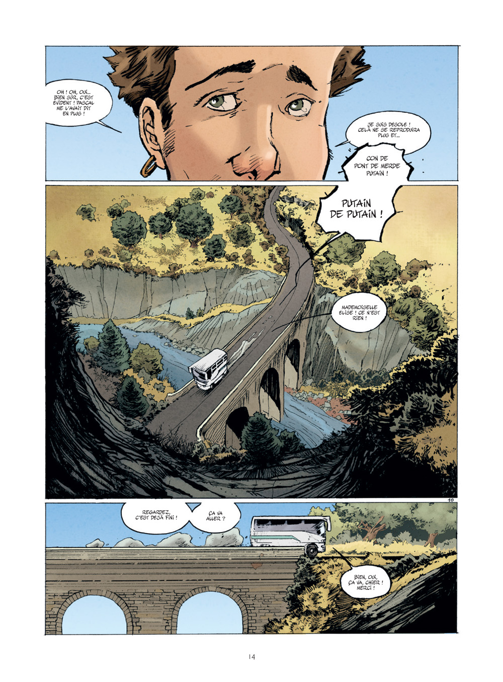 road therapy planche 10