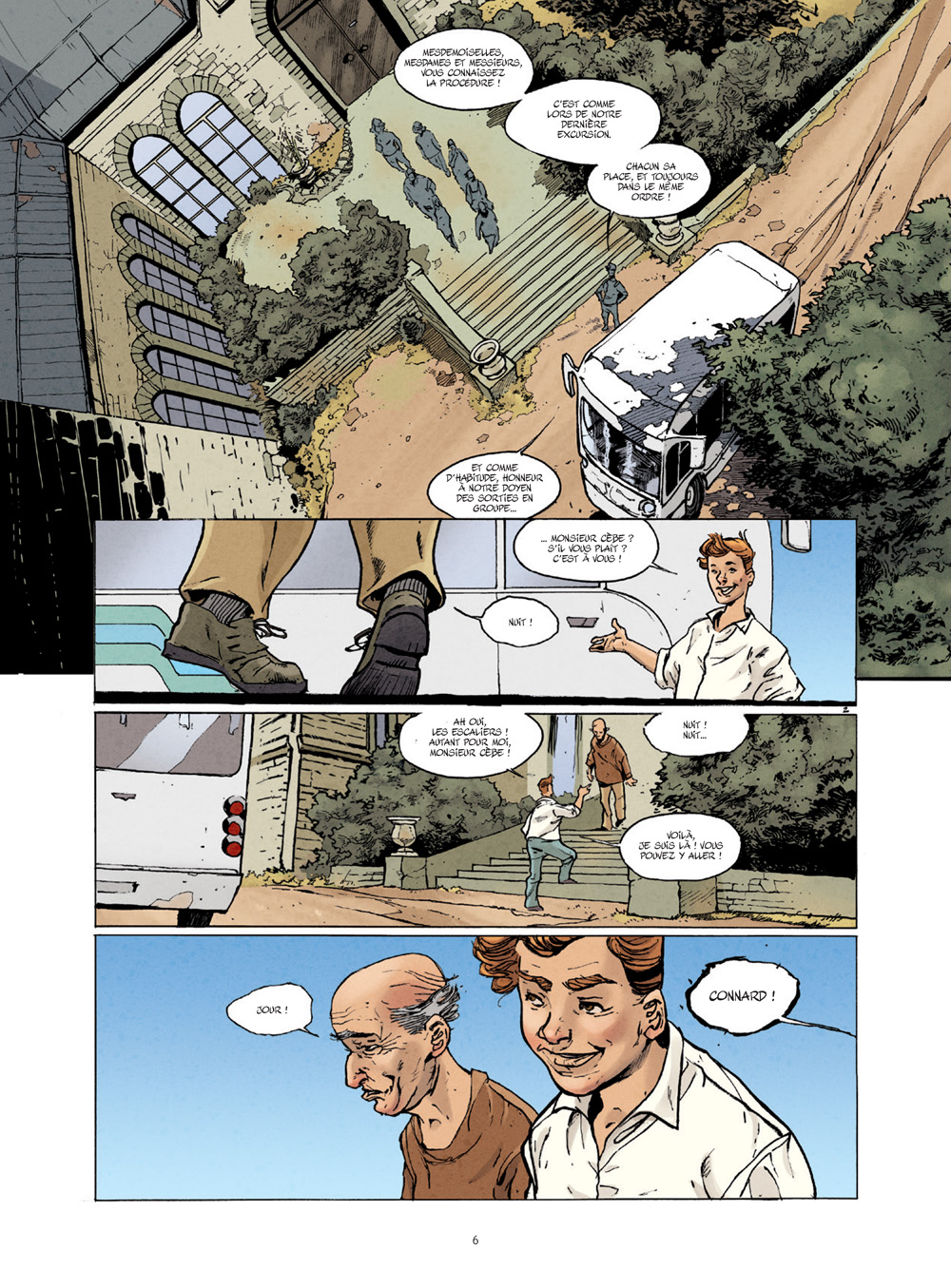 road therapy planche 2