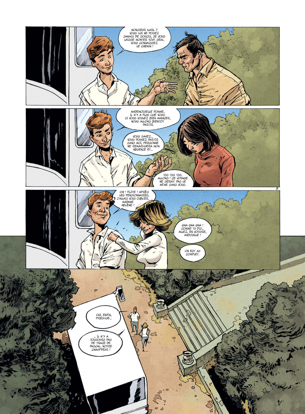 road therapy planche 5