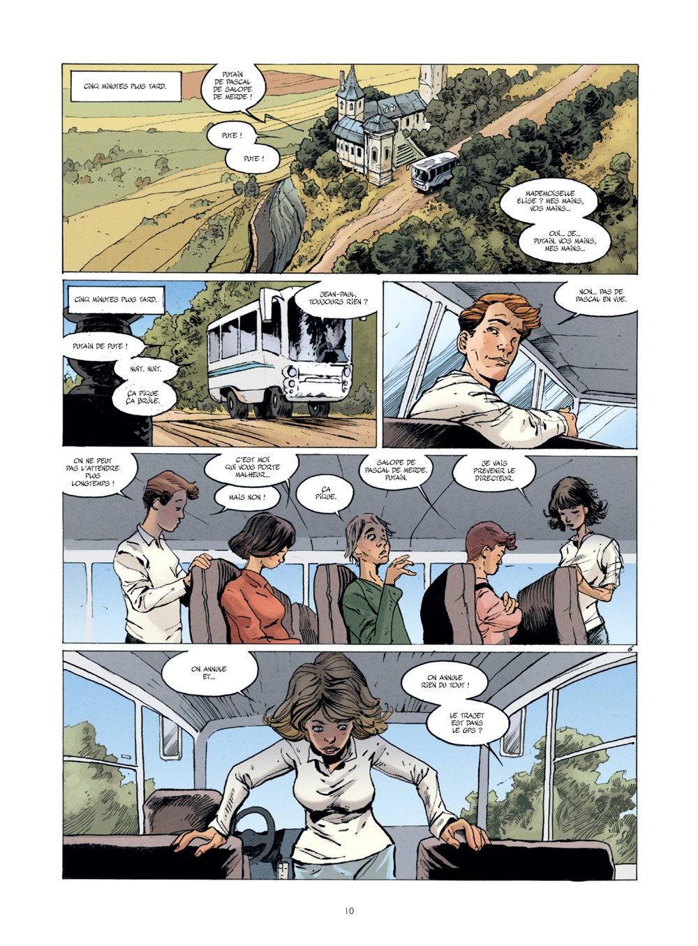 road therapy planche 6