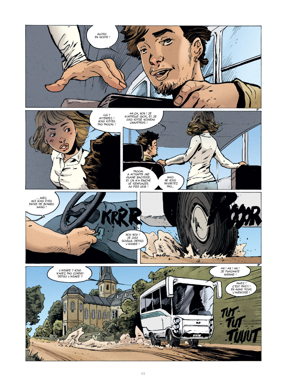 road therapy planche 7
