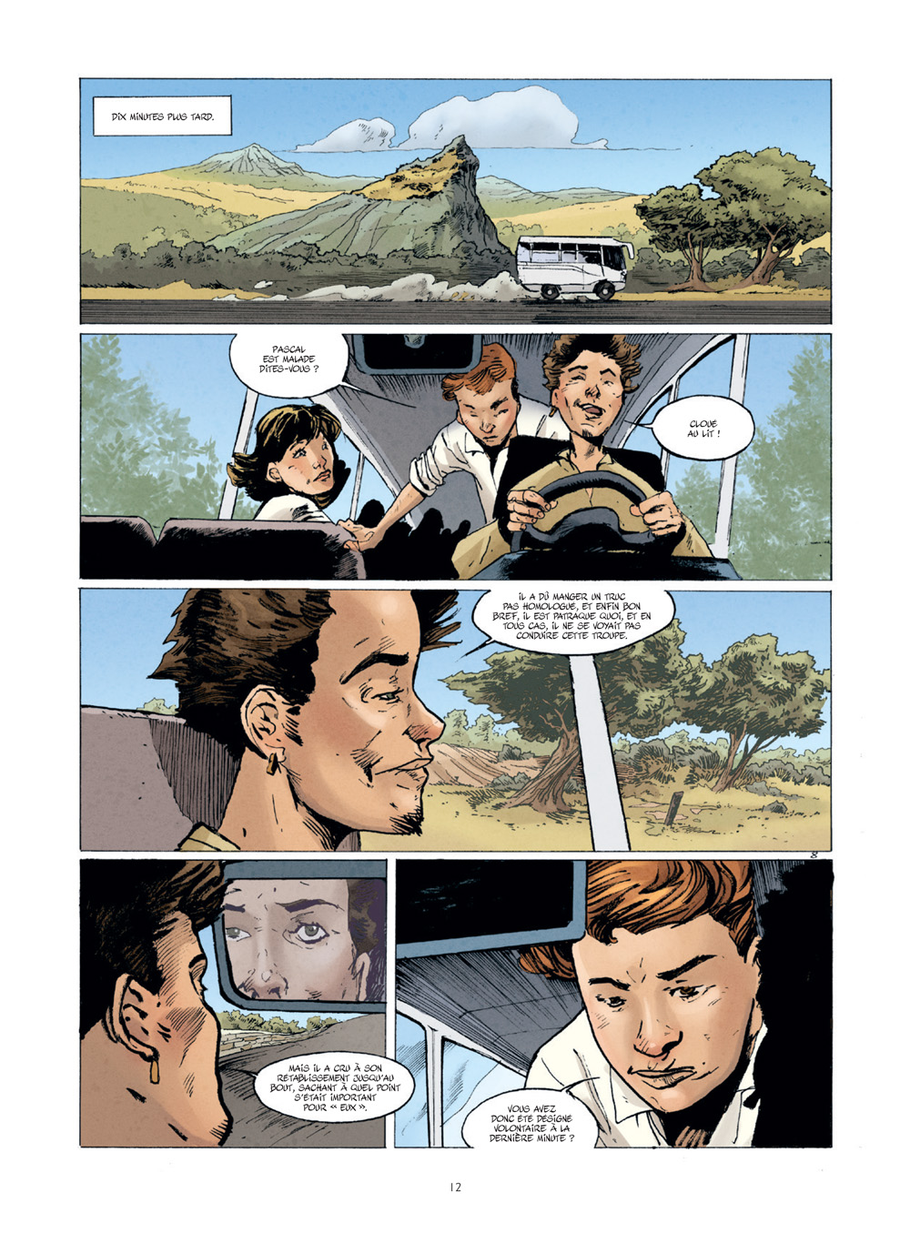 road therapy planche 8