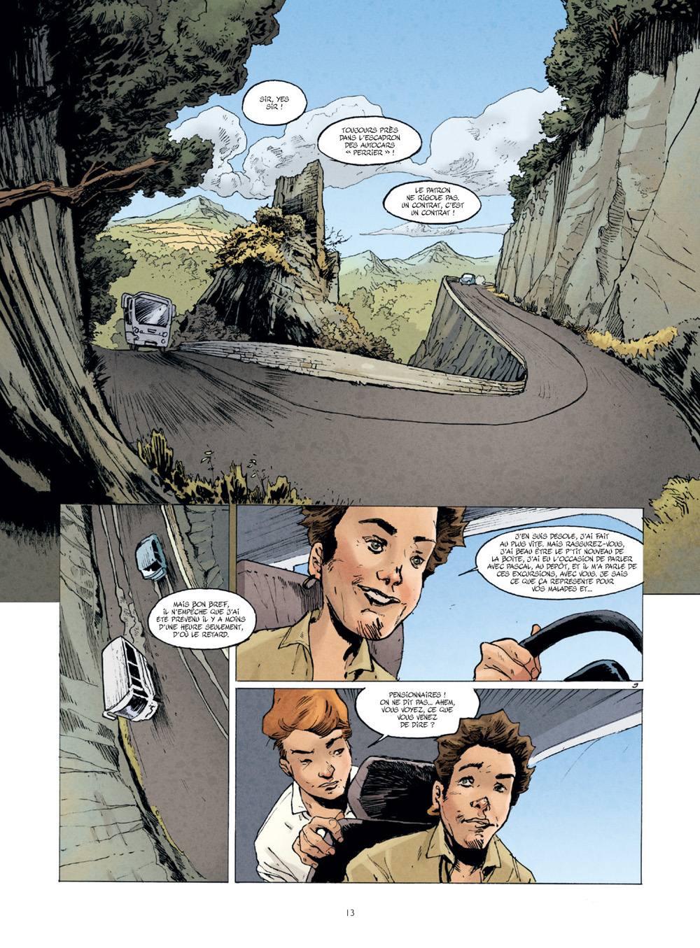 road therapy planche 9