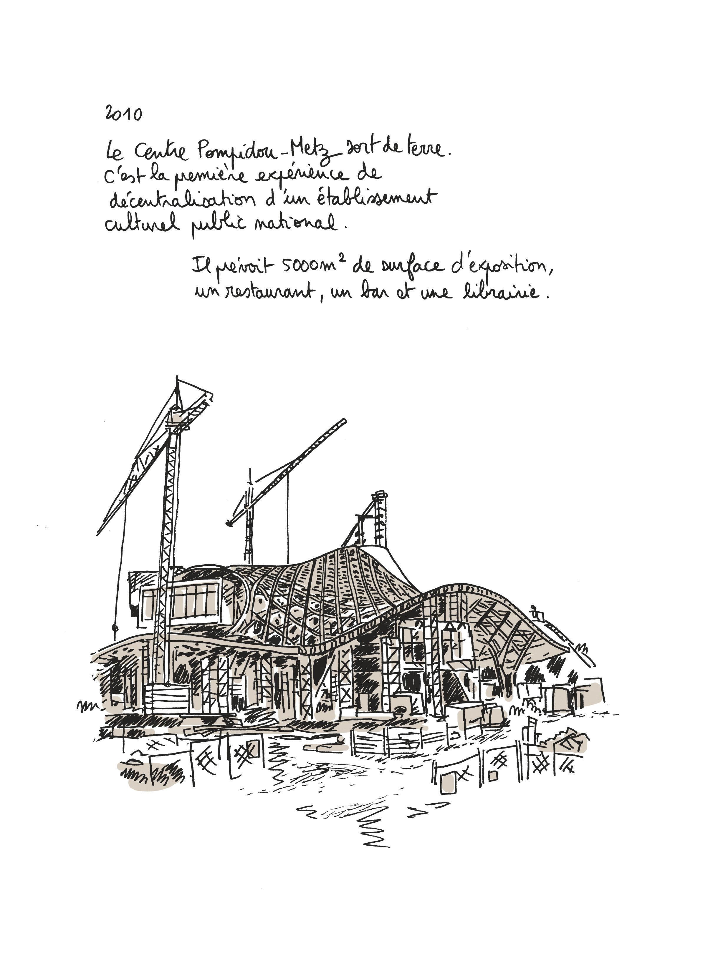 Dedans le Centre Pompidou-Metz_Planche 1