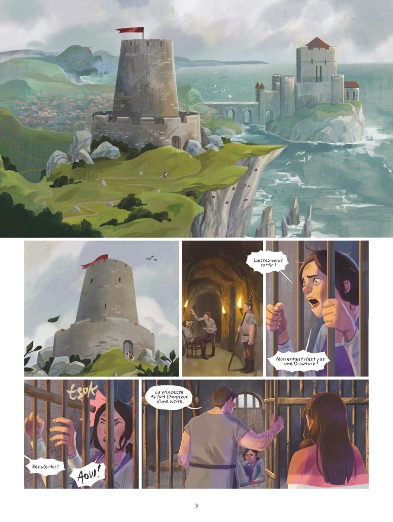 une histoire de l'île d'errance #3 planche 1