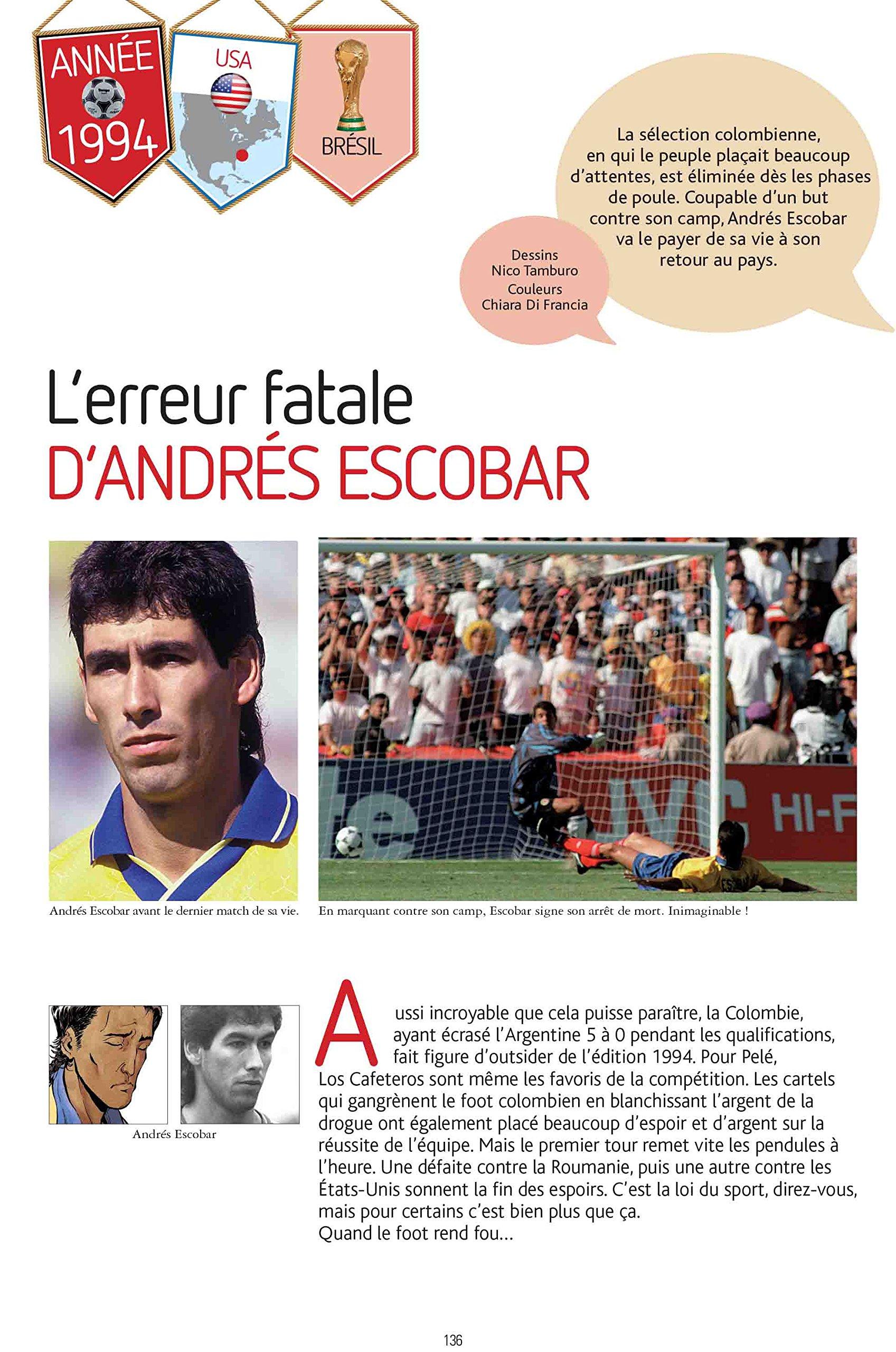 histoires incroyables de la coupe du monde planche 1