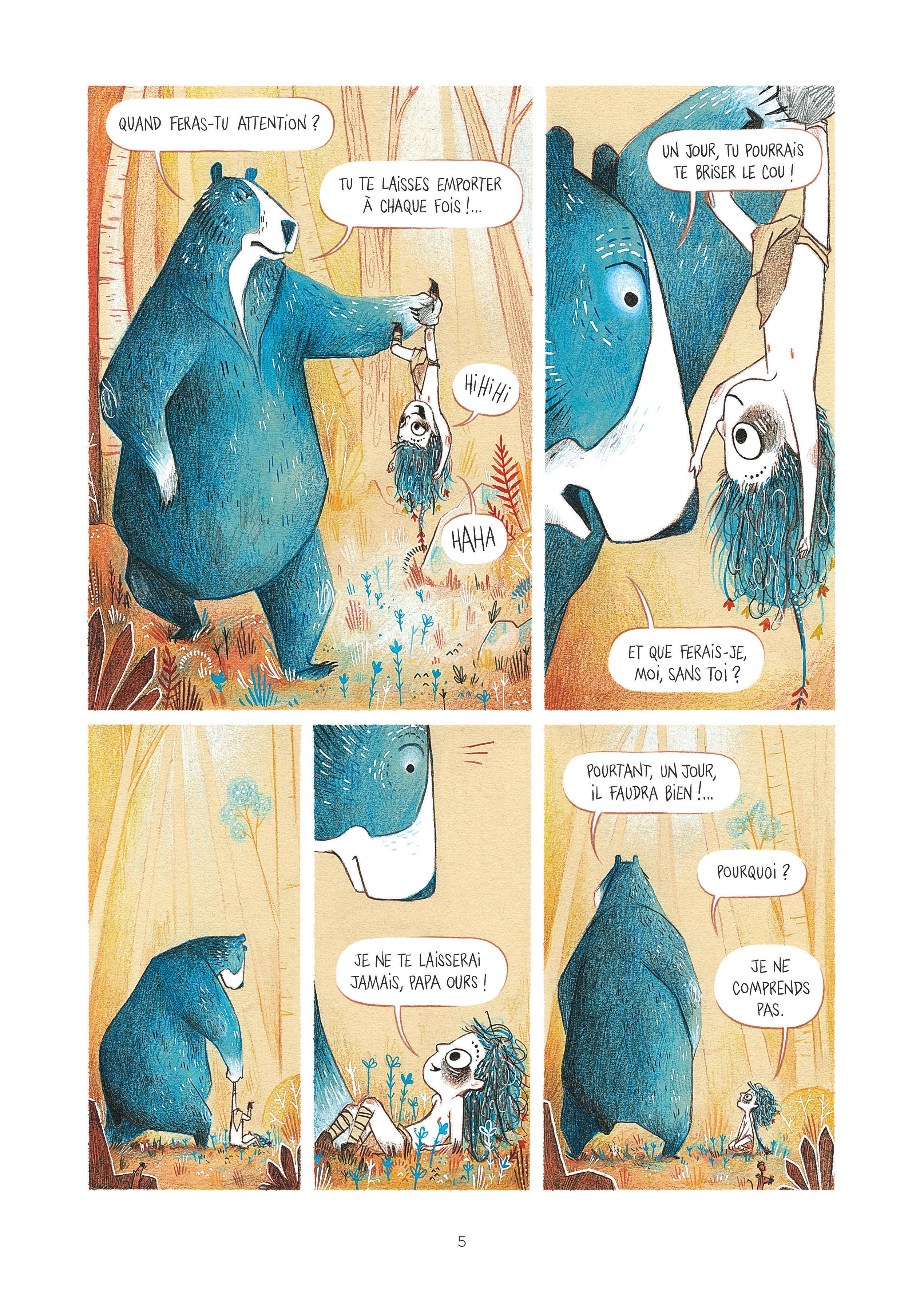 elma, une vie d'ours_planche 3