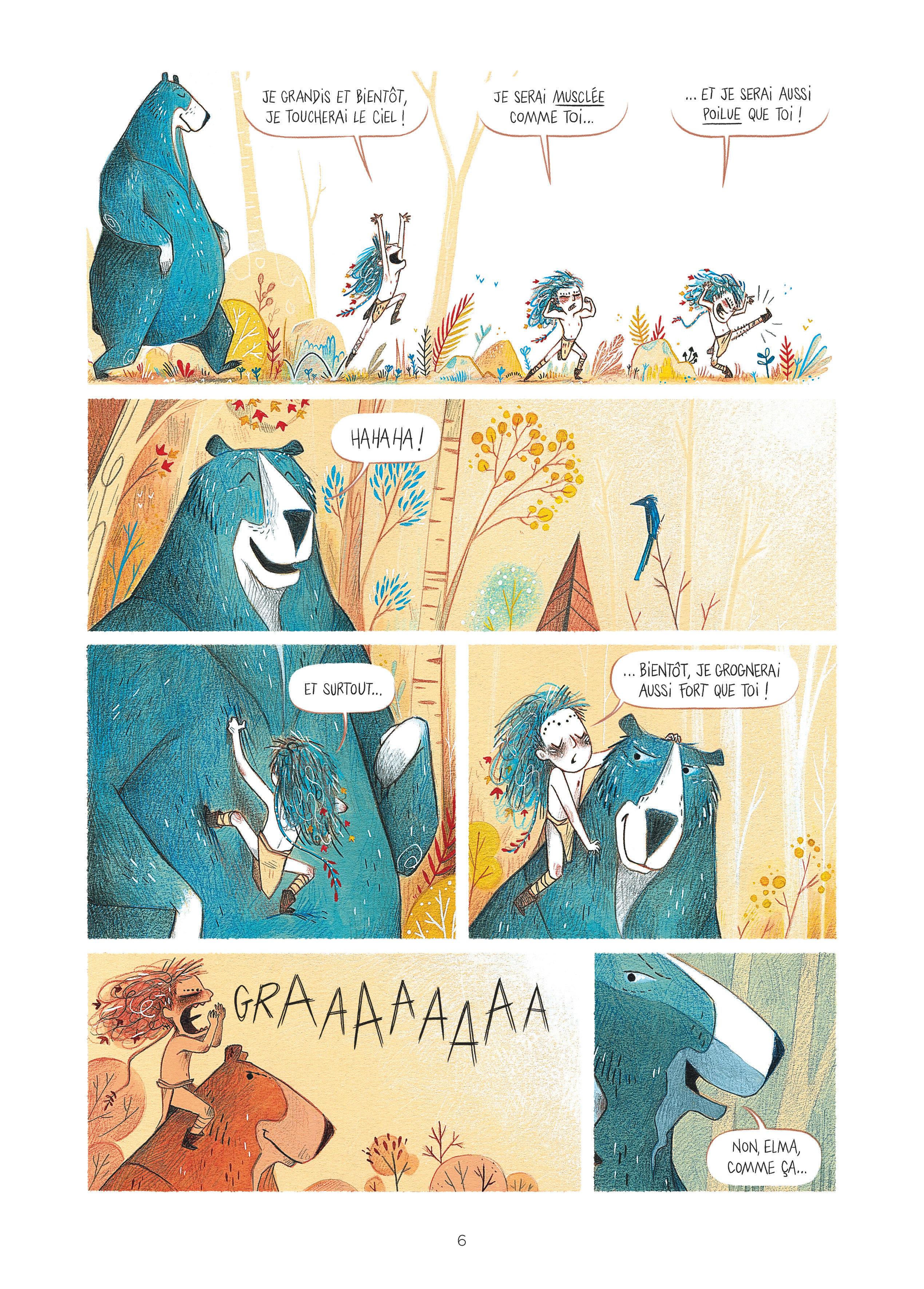elma, une vie d'ours_planche 4