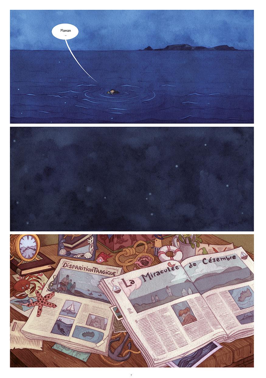 océane et la fée des houles #1 planche 4
