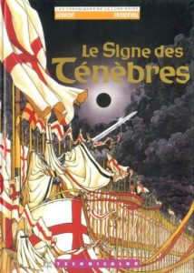 Chroniques de la Lune Noire T1 couverture