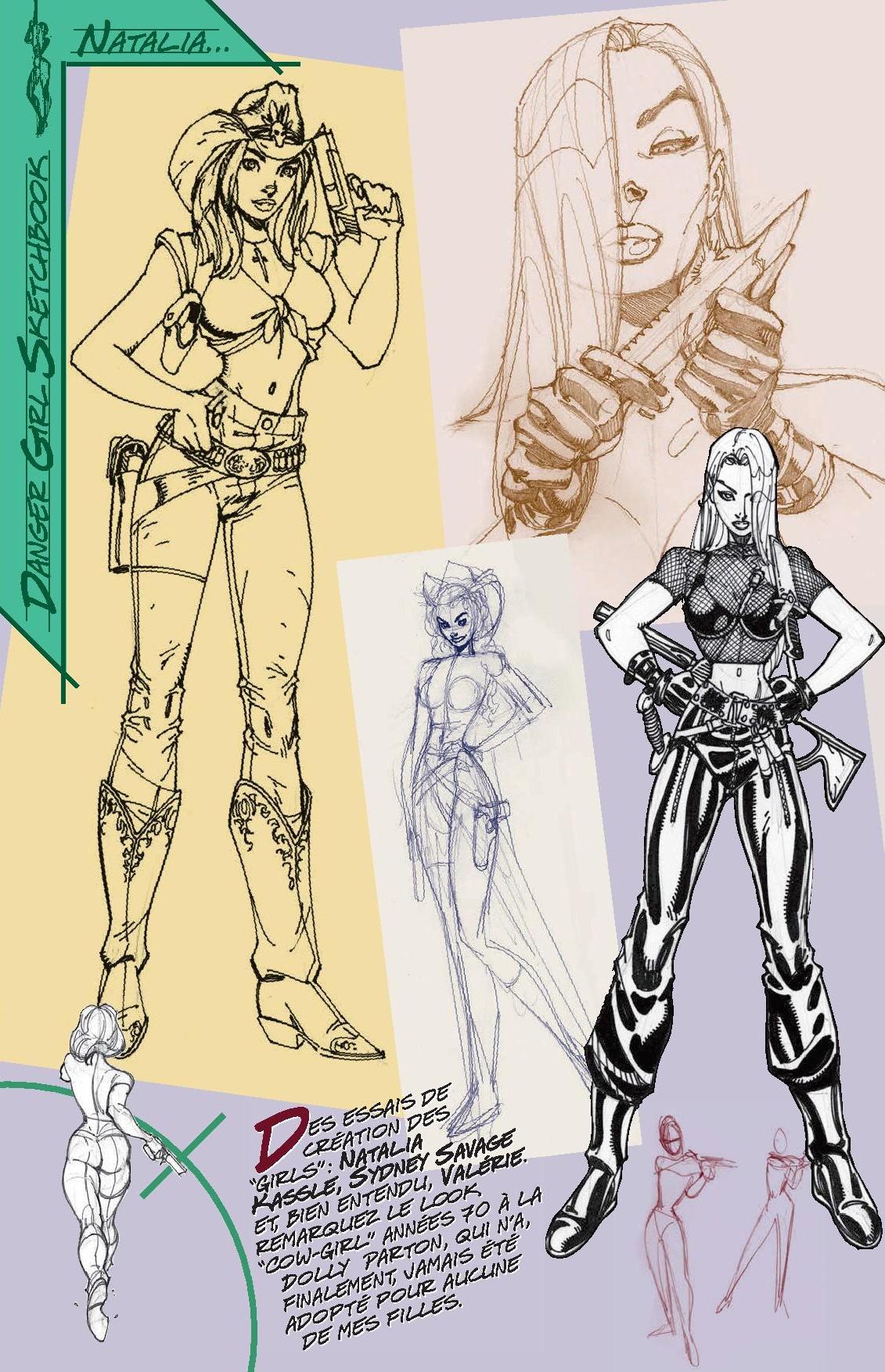 Danger Girl - Sketchbook-3