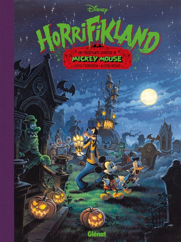 Mickey - Horrifikland