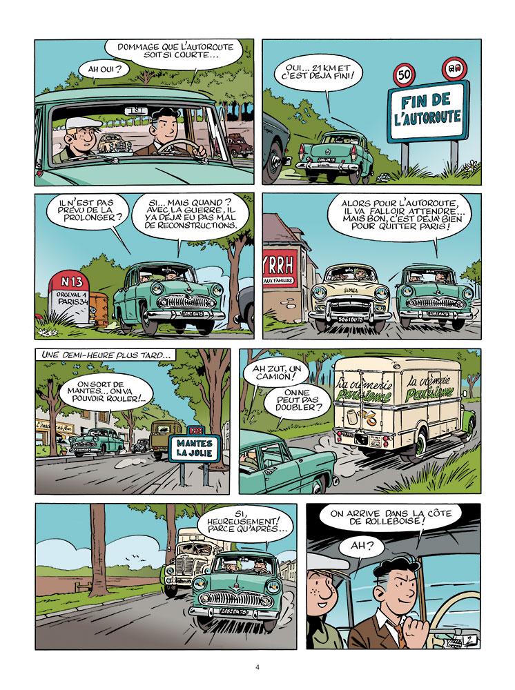 une aventure de Jacques Gipar #7_planche 2