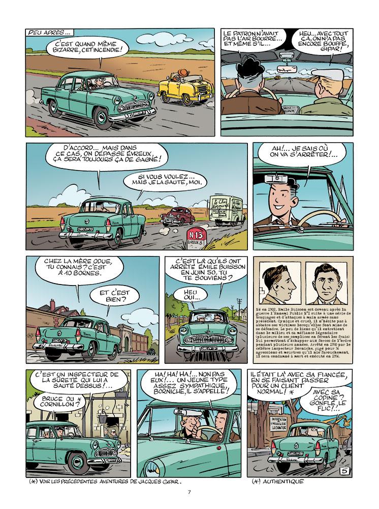 une aventure de Jacques Gipar #7_planche 5