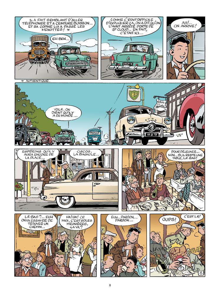 une aventure de Jacques Gipar #7_planche 6