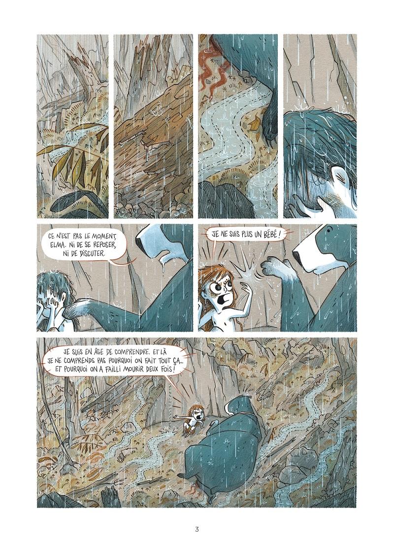 elma une vie d'ours #2 planche 1