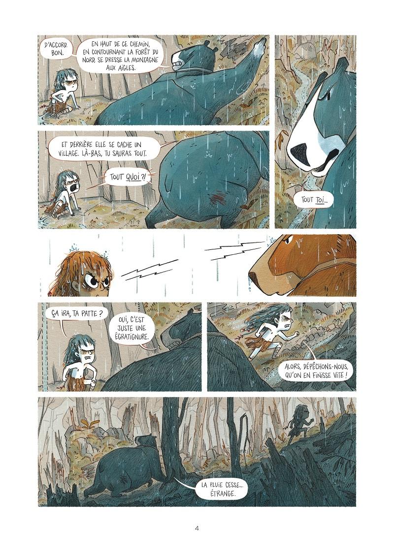 elma une vie d'ours #2 planche 2