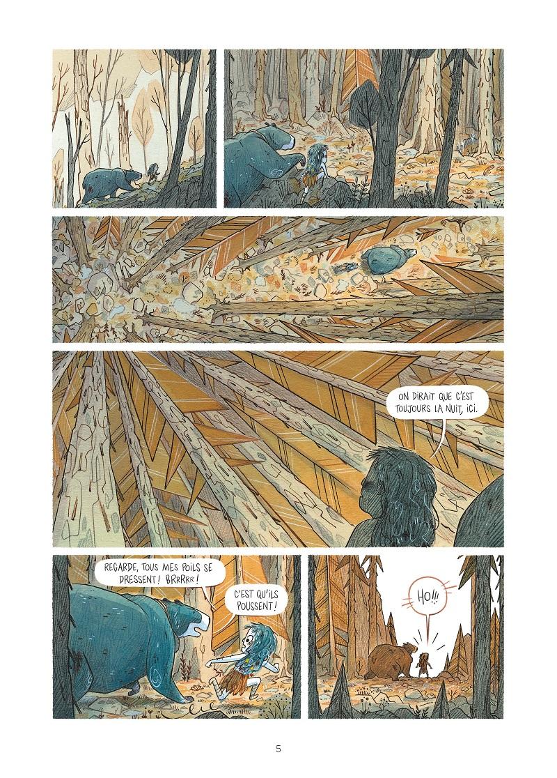 elma une vie d'ours #2 planche 3