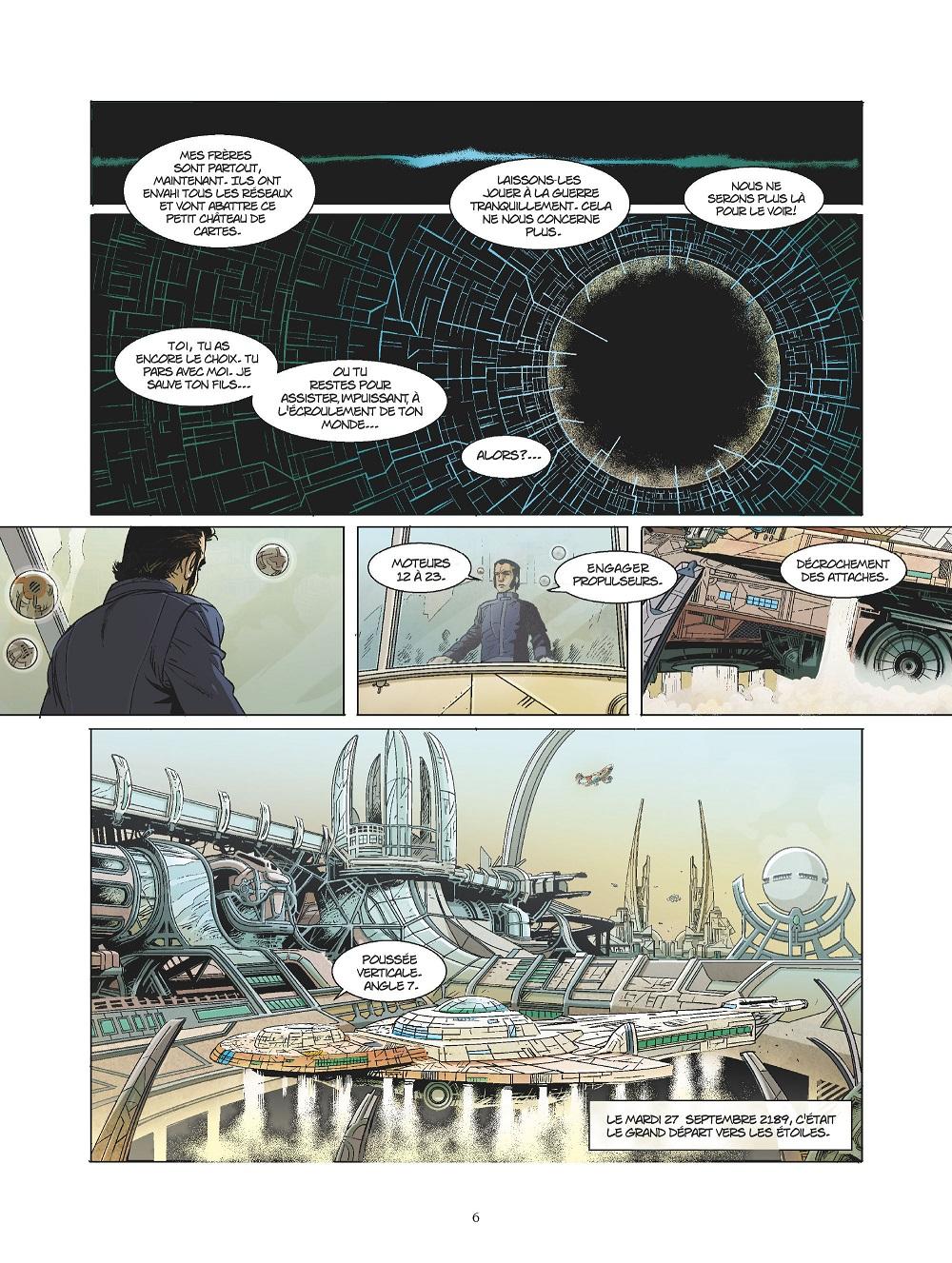 exilium #3 planche 4