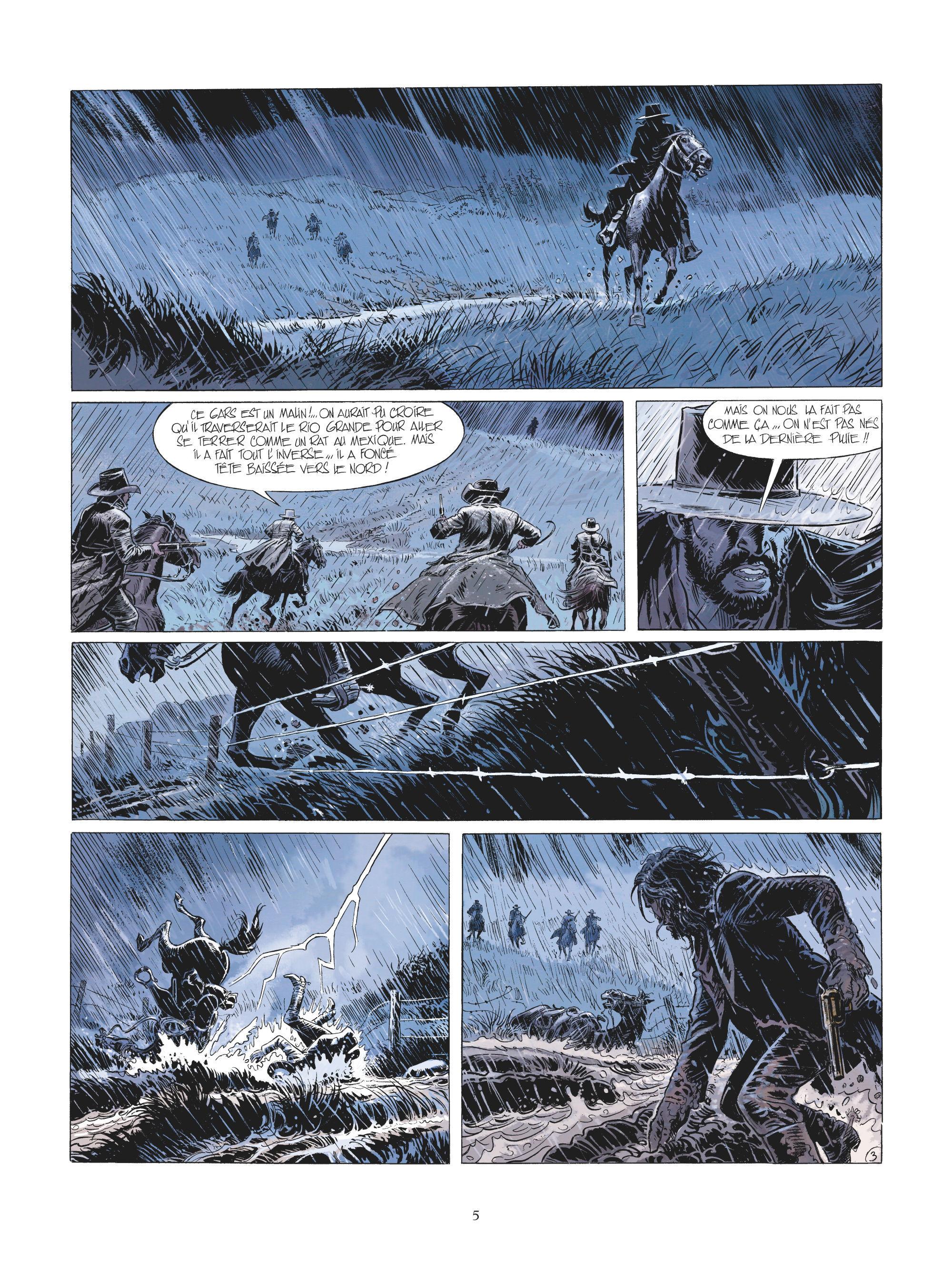 gunfighter #1 planche 3