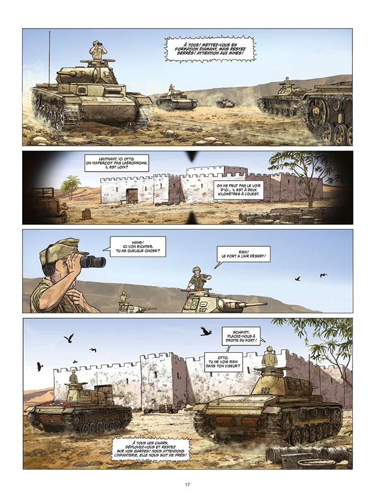 afrikakorps #1 planche 2
