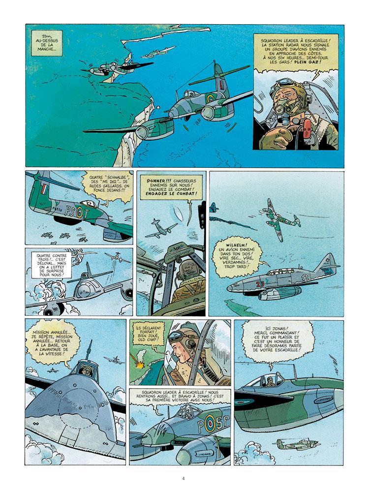 le pouvoir des atlantes #1 planche 2