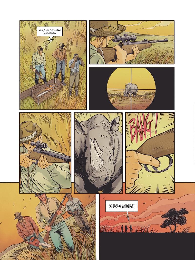 les adieux du rhinocéros planche 4
