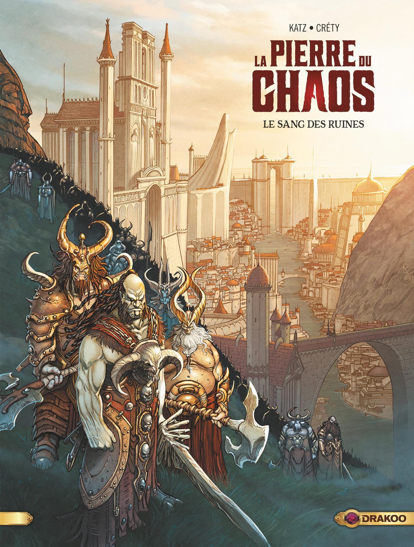 pierre du chaos (La) #1