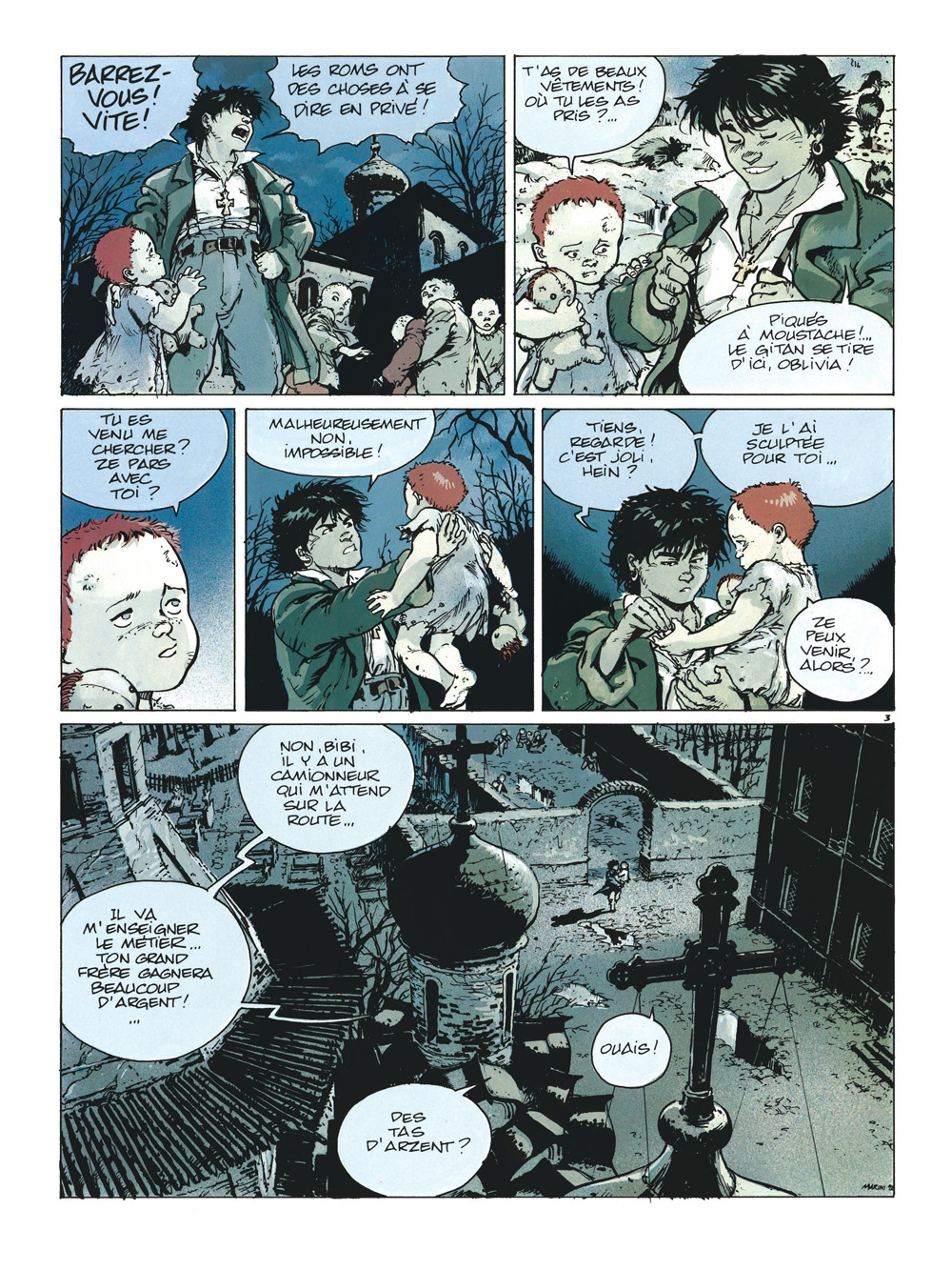 gipsy intégrale planche 3