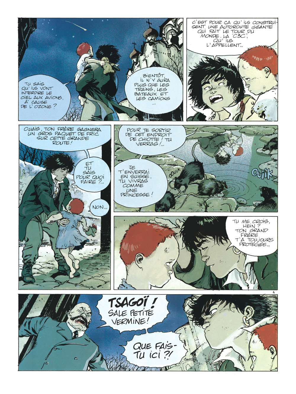gipsy intégrale planche 4