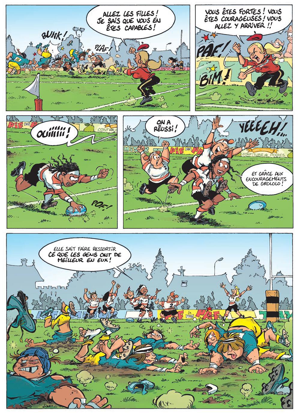 les rugbymen #18 planche 3